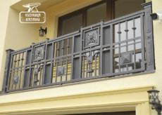 Кованые балконы - Кузница Казани