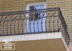 Кованый балкон Самара - Кузница Казани