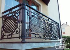 Кованый балконы Йошкар-Ола