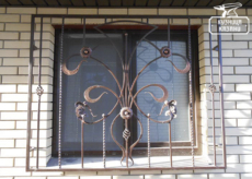 Решетки на окна - Кузница Казани