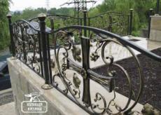 Кованые оградки в Казани - Кузница Казани