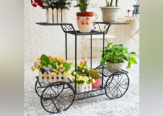 Подставки для цветов - Кузница Казани